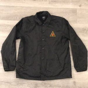 Obey x HUF coaches jacket collab